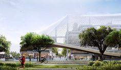 Google new headquarters is mind blowing | ik ben ijsthee blog