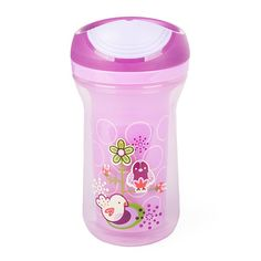 TOMMEE TIPPEE | 300ml Explora Active Sipper in Pink | Baby Feeding | kinderelo.co.za
