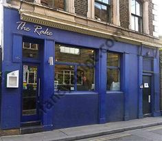 The Rake, a tiny pub next to Borough Market with an amazing selection of craft beers, there is more room in their covered beer garden where you can bring in your own food from the market.
