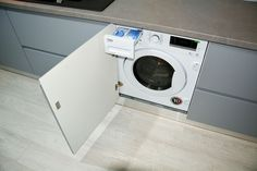 Washing Machine, Home Appliances, Kitchen, Design, House Appliances, Cooking, Kitchens, Appliances, Cucina