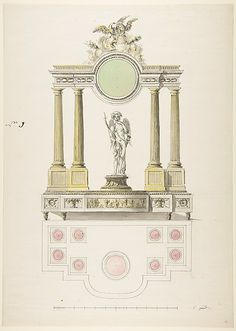 Neoclassical Monument