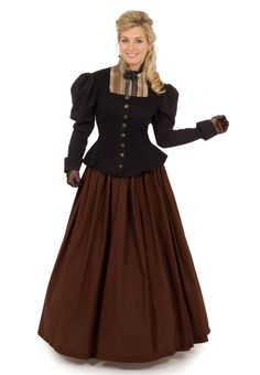 Victorian Style Suit By Recollections