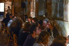 Dinner Club MCR, 28.11.13 Dinner Club, Painting, Art, Art Background, Painting Art, Kunst, Paintings, Performing Arts, Painted Canvas