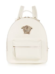 b40133b30c Designer handbags · Versace Medusa leather backpack Versace Backpack