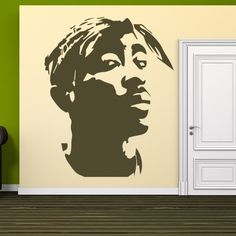 Tupac Wall Sticker Rapper Wall Decal Art available in 5 S... https://www.amazon.com/dp/B00K87KZD2/ref=cm_sw_r_pi_dp_x_0J22xbJ232MAA
