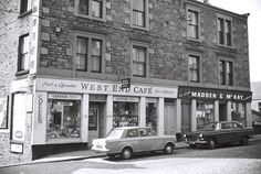 Perth Road | 242 Perth Road | Dundee City Archives | Flickr Dundee City, West End, England Uk, Historical Photos, Perth, Great Britain, Old Photos, Melbourne, Scotland