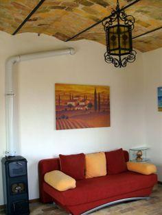 Wohnbereich mit Couch in Luna: mit wenigen Handgriffen verwandelt man sie in ein geräumiges hochwertiges Bett mit ca. 160 cm Breite. Couch, Home Decor, Pictures, Living Area, Bathrooms, Bed, Homes, Haus, Sofa