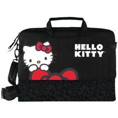 Hello Kitty Notebook Laptop Bag  http://dld.bz/hellokittylaptopcase
