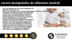 carnet manipulador de alimentos madrid - Para más información sobre carnet manipulador de alimentos madrid entra en: https://www.euroinnova.edu.es/carnet-manipulador-de-alimentos-madrid.    carnet manipulador de alimentos madrid. Encuentra todos los cursos para carnet manipulador de alimentos madrid. Si no sabes donde encontrar un curso o master homologado. En el sitio web de euroinnova Business School podrás buscarlo todo.    Te ofrecemos todo en carnet manipulador de alimentos madrid. No…