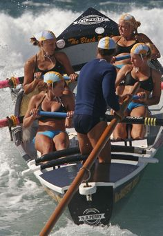 Australian Surfboat rescue's (Old Style Life Saving)