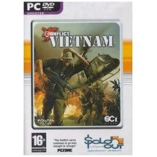 Conflict: Vietnam for PC from SCi Games/Sold Out Software