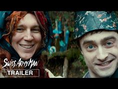 Daniel Radcliffe Is A Farting Corpse In The SWISS ARMY MAN Trailer | Swiftfilm