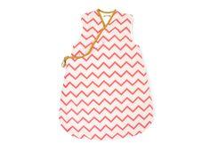 Sleeping bag Montreal zigzag pink - 2 sizes