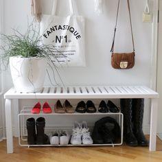 Storage Organization, Entryway Bench, Shoe Rack, Furniture, Organize, Design, Google Search, Decoration, Home Decor