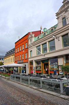 What to do in Gothenburg, Sweden.