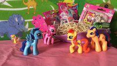 My Little Pony Friendship is magic Ponies Twilight Sparkle, Rainbow Dash, Pinkie Pie Kinder Surprise Abrindo ovos surpresa!!! SUPER LEGAL!!!! Curta, compartilhe, inscreva-se!!! https://www.youtube.com/watch?v=31lK6CrMJMQ
