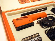 Hairstyling set Braun hair dryer. HLD-5. Complete by Upcyclehero