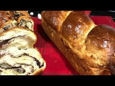 Cozonaci foarte-foarte pufoși! 🥰 - YouTube Romanian Food, Pastry And Bakery, Bread, Cake, Youtube, Sweets, Brot, Kuchen, Baking