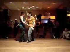 West Coast Swing dance champions John Lindo and Stephanie Batista. Video by…