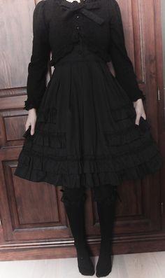 Shortcut to the stars Gothic Lolita