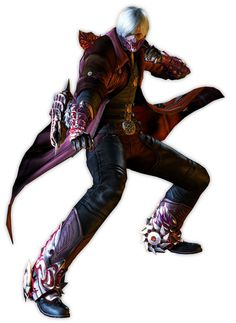 dmc characters | Devil May Cry 4 Devil May Cry 4 Characters