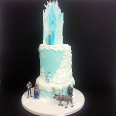 Disney Frozen Others Cake Wallpaper