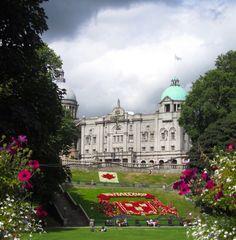 Union Terrace Gardens, Aberdeen