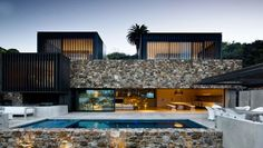 Local Rock House, New Zealand - Studio Patterson Associates
