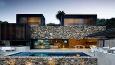 Rock House, Waiheke Island - New Zealand