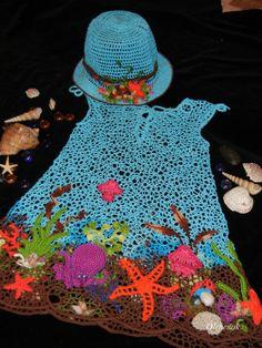 蓝色海洋 - 钩织乐趣 - 钩织乐趣的博客