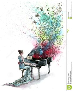 Piano - Download From Over 55 Million High Quality Stock Photos, Images, Vectors. Sign up for FREE today. Image: 21569954