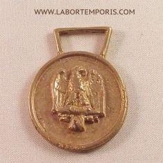 medaglia decorativa francese