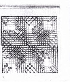 Vintage Crochet Tablecloth or Throw With by thewingthing - SalvabraniThis Pin was discovered by estMy World Craft: Crochet CushionsCrochet - (My Picot) Diagramed Stitch Patterns Crochet Diagram, Crochet Chart, Thread Crochet, Crochet Motif, Crochet Doilies, Crochet Lace, Crochet Cushion Cover, Crochet Cushions, Crochet Tablecloth
