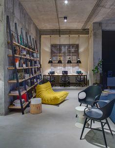 Garage work room will look sorta like this, plus sewing machines
