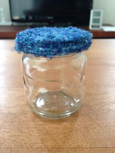 ハンドメイド:空き瓶の蓋をリメイク