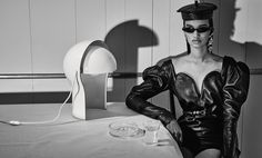 Fatal Attraction  Publication: Porter Magazine Spring 2017  Model: Ellen Rosa  Photographer: Chris Colls  Fashion Editor: Morgan Pilcher  Hair: Peter Gray  Make Up: Georgi Sandev  Nails: Maki Sakamoto  PART...