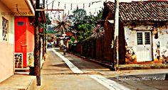 Small town Mexico. Tacatzcuaro, Michoacan.