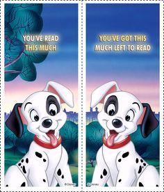 101 Dalmatians Bookmarks 03