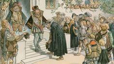Erziehung für den Staatsdienst: Der brandenburgische Kurfürst Joachim Friedrich gründete 1607 das Joachimthalsche Gymnasium
