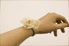 ~Ruffles And Stuff~: Recycled Watch Band Bracelets