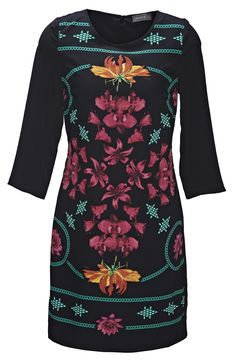 Dress from Jacqui E. #kaleidoscope is trending at Westfield New Zealand. Follow us on Pinterest, repin your favourite item and go in the draw to win* a Westfield Gift Card. Terms and conditions apply.