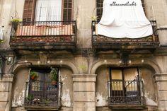 Barcelona von AllesUndLicht auf DaWanda.com