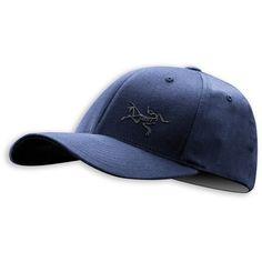Arc'teryx Bird Flexfit Hat | Backcountry.com