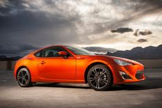 First Look: 2013 Scion FR-S