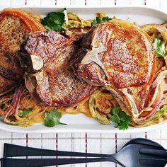 #FastIdea of the Day: Thai Pork Chops