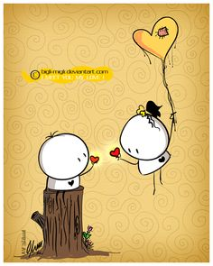 I MEET U MY LOVE by BIGLI-MIGLI on DeviantArt