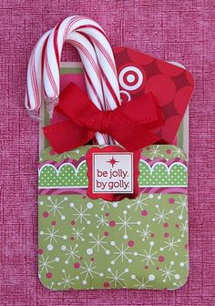 Treat and gift card holder. by carrie123