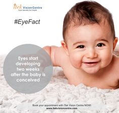 To know more about your eyes, stay tuned ! For appointments visit http://itekvisioncentre.com/