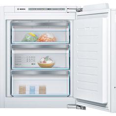Congelator incorporabil BOSCH GIV11AF30, 72l, A++, alb