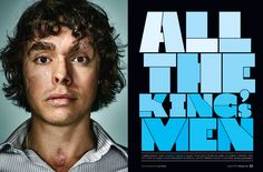 St. Louis magazine / August 2015 / All The King's Men / Photography by Jay Fram